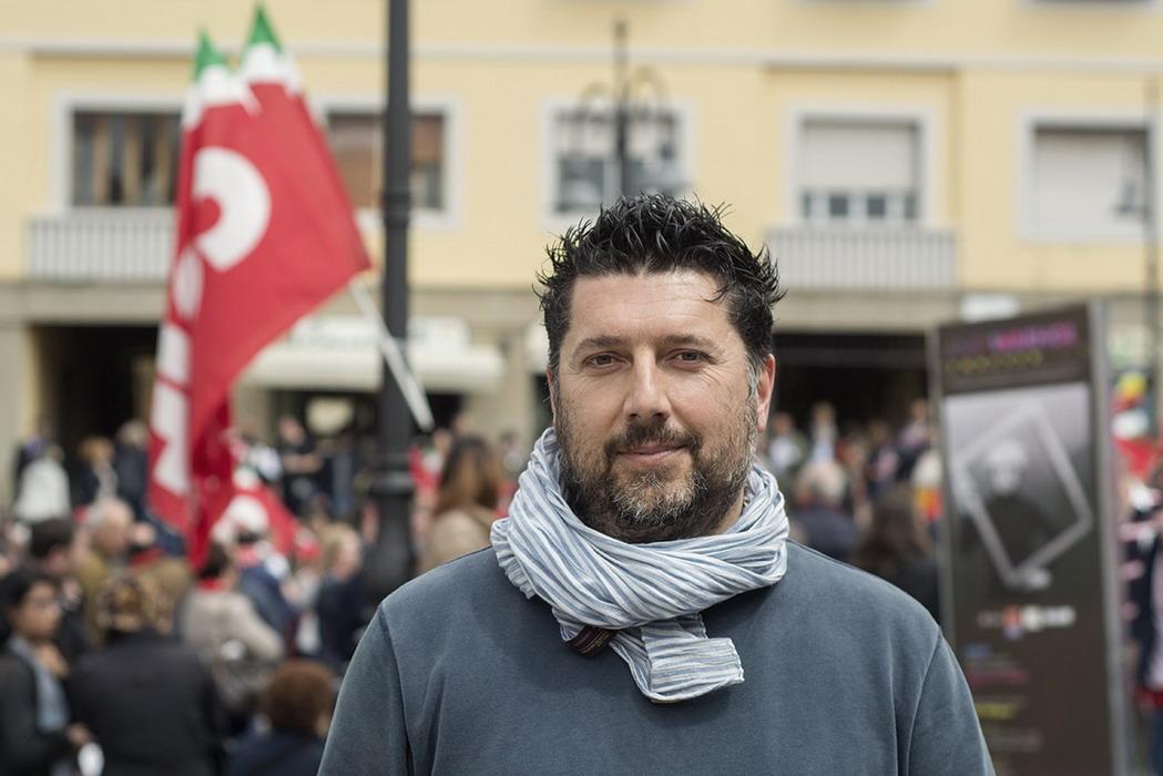 Tracchi Alessandro Segretario Fiom Cgil Arezzo attacchi@arezzo.tosc.cgil.it