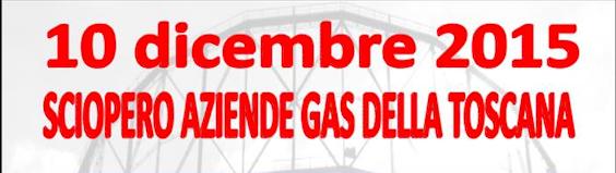 sciopero gas