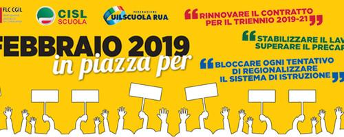 manifestazione-unitaria-9-febbraio-2019-Roma