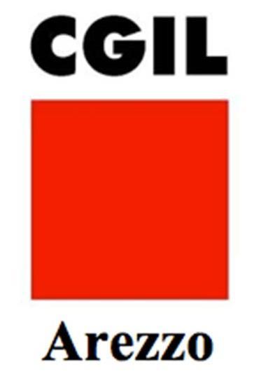 logo cgil arezzo