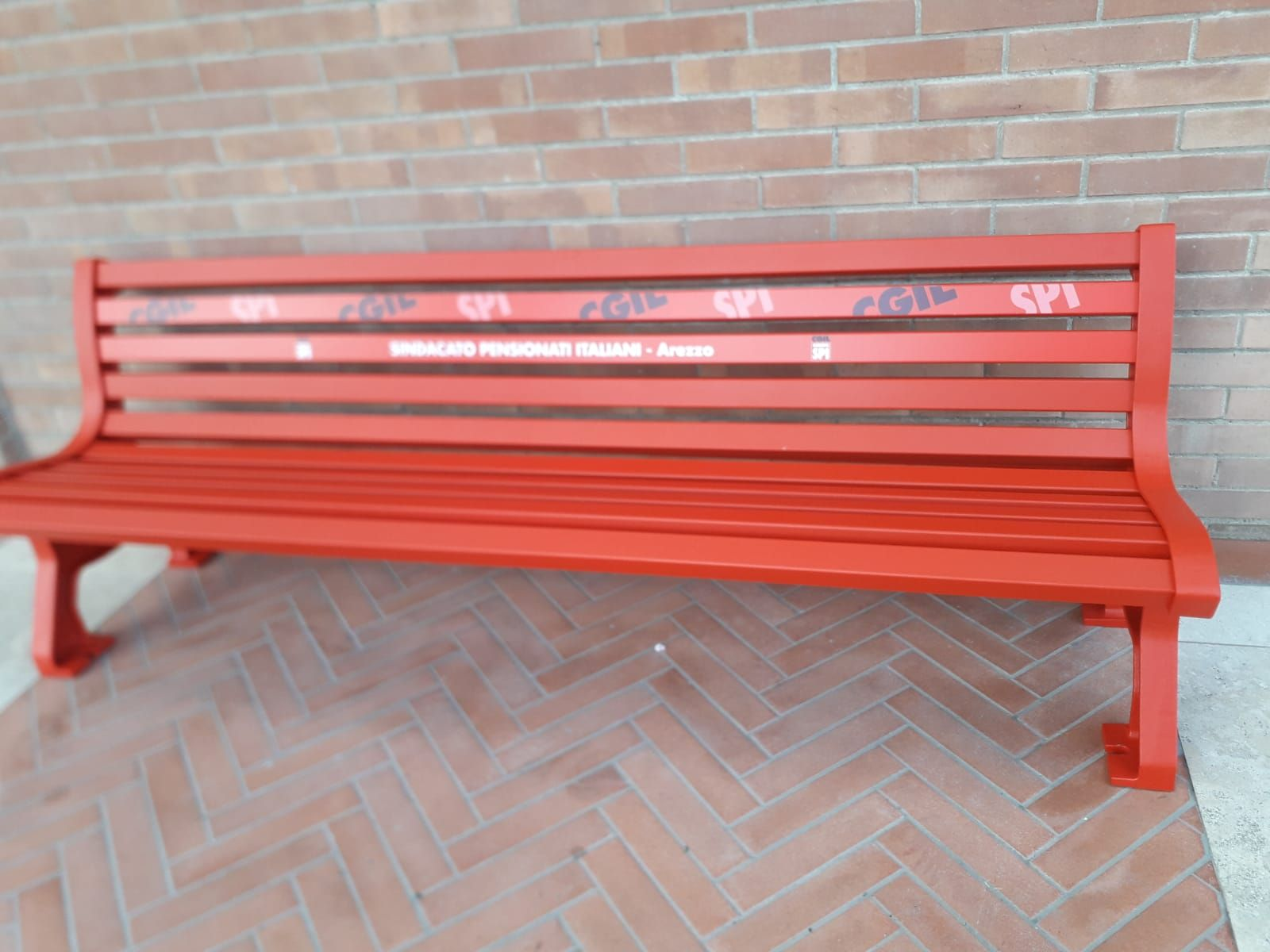 panchina rossa cgil_2